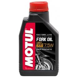 Масло вилочное MOTUL 7,5W MEDIUM 1л. синтетика