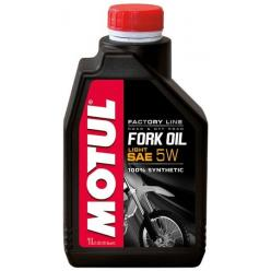 Масло вилочное MOTUL  5W MEDIUM 1л. синтетика