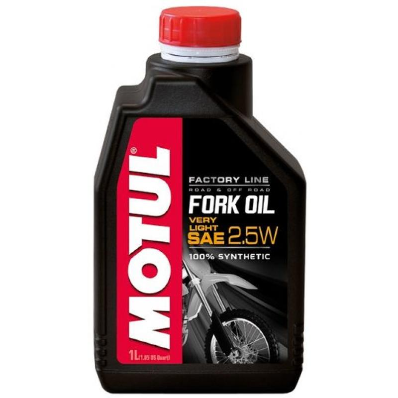 Масло вилочное MOTUL  2,5W MEDIUM 1л. синтетика