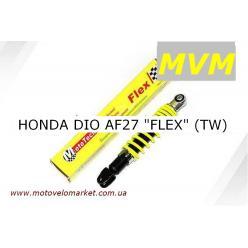 """Амортизатор скутер HONDA DIO AF 27/28  """"FLEX"""" (TW)"""