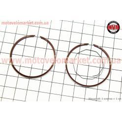 Кольца поршневые Honda DIO50 39мм +0,75