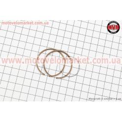 Кольца поршневые Honda DIO50 39мм +0,25