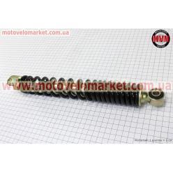 Амортизатор задний GY6/Honda - 310мм*d45мм (втулка 10мм / вилка 8мм), черный