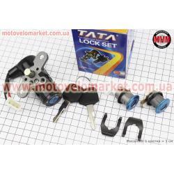 Замки к-кт Honda ZX AF35 (3 контакта)