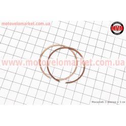 Кольца поршневые Honda DIO65 43мм +0,25