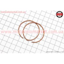 Кольца поршневые Honda TACT (SA50) 41мм +1,00