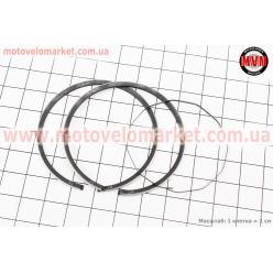 Кольца поршневые Honda LEAD100 51мм +0,50