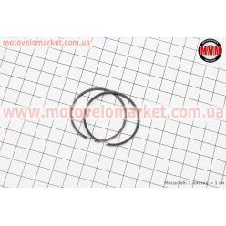 Кольца поршневые Honda DIO50 39мм +1,75