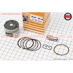 Поршень, кольца, палец к-кт Honda GIORNO CREA AF54 36мм +1,00 (палец 10мм) желтая коробка