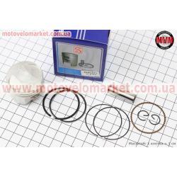Поршень, кольца, палец к-кт Honda DIO AF56 38мм STD (палец 10мм) синяя коробка
