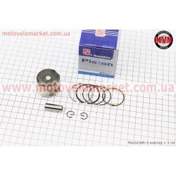 Поршень, кольца, палец к-кт Honda GIORNO CREA AF54 36мм +0,75 (палец 10мм) синяя коробка