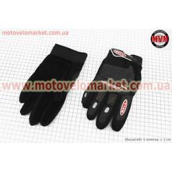 Перчатки черный