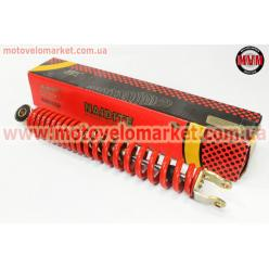 Амортизатор задний GY6/Honda - 295мм*d40мм (втулка 10мм / вилка 8мм), красный