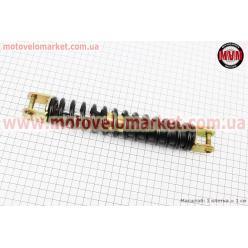 Амортизатор задний Honda AF54/56 - 255мм*d40мм (вилка 8мм / вилка 8мм), черный