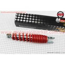 Амортизатор задний GY6/Yamaha - 240мм*d50мм (втулка 10мм / вилка 8мм), красный