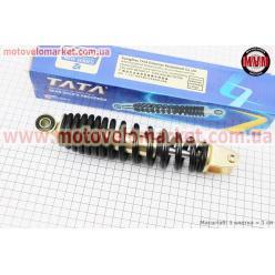 Амортизатор задний GY6/Yamaha - 220мм*d51мм (втулка 10мм / вилка 8мм), черный