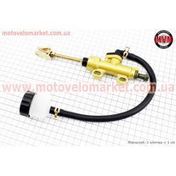 Тормозной цилиндр главный задний МОТОциклы / ATV (крепление: min=32мм; max=56мм) тип 1