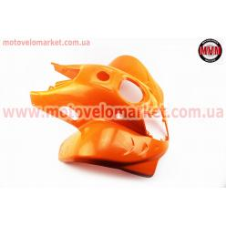 "ATV ""CPI"" - Пластик на квадроцикл к-кт (2 детали), оранжевый"