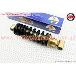 Амортизатор задний МОНО 290мм*d72мм (втулка 10мм / втулка 12мм) регулир., черный