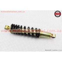 Амортизатор задний МОНО 345мм*d70мм (втулка 10мм / втулка 10мм) черный