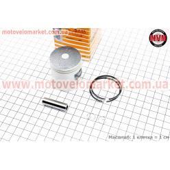 Поршень, кольца, палец к-кт Honda TACT (SA50) 41мм STD (палец 10мм)