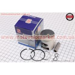 Поршень, кольца, палец к-кт Honda LEAD50 40мм +0,25 синяя коробка (палец 10мм)