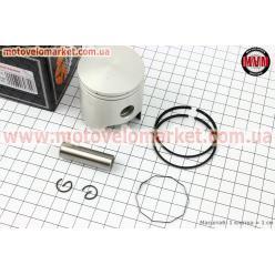 Поршень, кольца, палец к-кт Honda LEAD90 48мм +0,50 (палец 12мм)