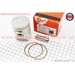 Поршень, кольца, палец к-кт Honda LEAD100 51мм STD (палец 13мм), CMR (Тайвань)