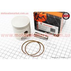 Поршень, кольца, палец к-кт Honda LEAD90 50мм - тюнинг, CMR (Тайвань) (палец 12мм)