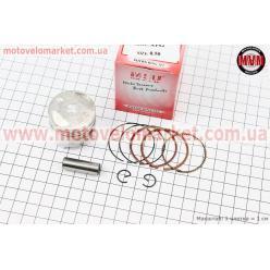 Поршень, кольца, палец к-кт Honda DIO AF62 37,8мм +0,50 (палец 10мм)