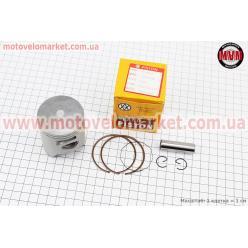 Поршень, кольца, палец к-кт Honda LEAD100 51мм +0,25 (палец 13мм)