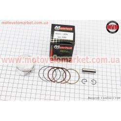 Поршень, кольца, палец к-кт Honda DIO AF56 38мм +0,50 (палец 10мм)