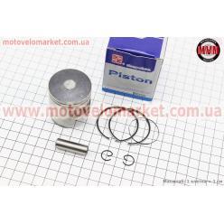 Поршень, кольца, палец к-кт Honda TACT (SA50) 41мм +0,75 синяя коробка (палец 10мм)