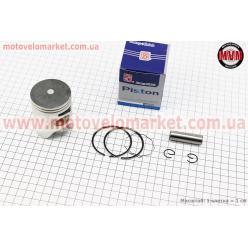 Поршень, кольца, палец к-кт Honda LEAD100 51мм  STD синяя коробка (палец 13мм)