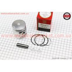 Поршень, кольца, палец к-кт Honda LEAD90 48мм +0,75 красная коробка (палец 12мм)