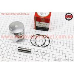 Поршень, кольца, палец к-кт Honda LEAD90 48мм +1,00 красная коробка (палец 12мм)