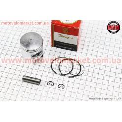Поршень, кольца, палец к-кт Honda TACT (SA50) 41мм +0,25 красная коробка (палец 10мм)