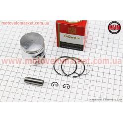 Поршень, кольца, палец к-кт Honda TACT (SA50) 41мм +0,50 красная коробка (палец 10мм)