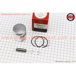 Поршень, кольца, палец к-кт Honda TACT (SA50) 41мм +0,75 красная коробка (палец 10мм)