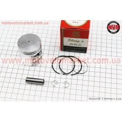 Поршень, кольца, палец к-кт Honda TACT (SA50) 41мм +1,00 красная коробка (палец 10мм)