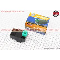 Поршень, кольца, палец к-кт Suzuki AD50/LETS 41мм +0,75 (палец 10мм)