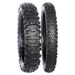Моторезина 100/90-19 DURO 57M DM1154 BLACK TIRE