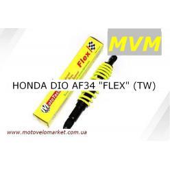 """Амортизатор скутер HONDA DIO AF-34/35  """"FLEX"""" (TW)"""