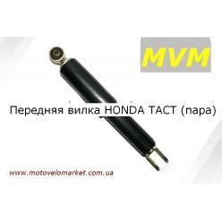 Амортизатор передней вилки HONDA TACT/GY6  (пара)