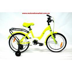 "Велосипед 16""  ARDIS ""LIME green"""