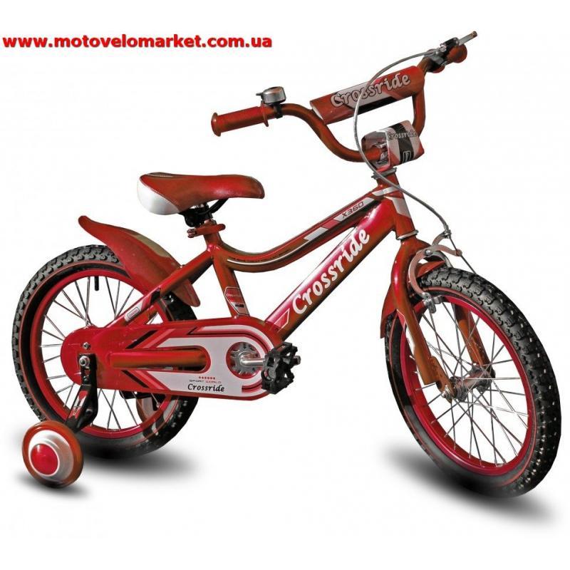 """Купить Велосипед  16"""" CROSSRIDE  """"Х360"""""""